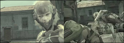 raiden vap battle metal gear solid 4