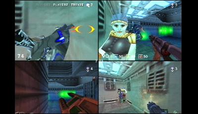 turok rage wars multiplayer nintendo 64