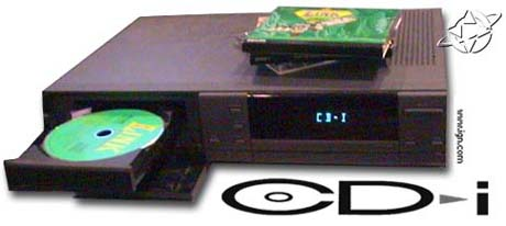 phillips cd-i console