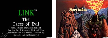 phillips cd-i link the faces of evil