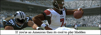 madden i a cool videogame