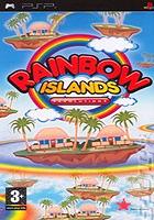 rainbow island psp boxart