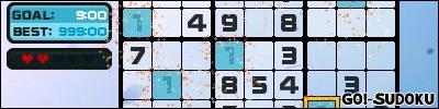 sudoku psp Go! Sudoku