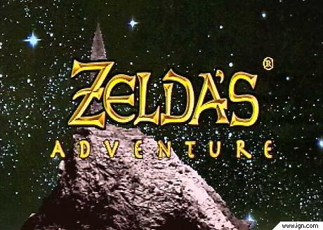 zelda's adventure phillips cd-i