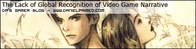 video game narative vagrant story