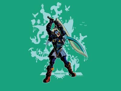 fierce deity 2006 wallpaper zelda
