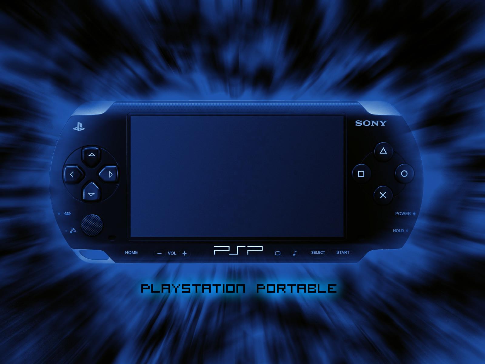 Playstation Portable Psp Desktop Wallpaper