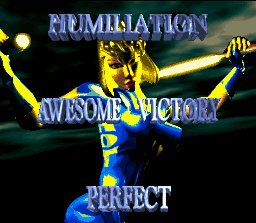 killer instinct humiliation