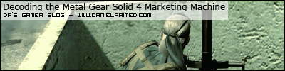 metal gear solid 4 marketing