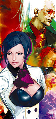 king of fighters xi artwork