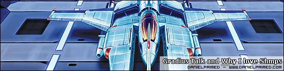 gradius collection artwork