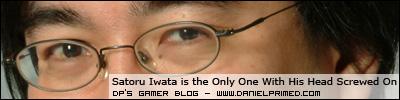 satoru iwata nintendo president