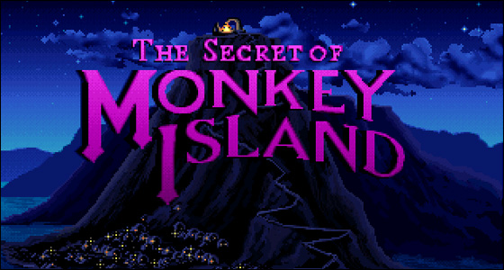 secret of monkey island title