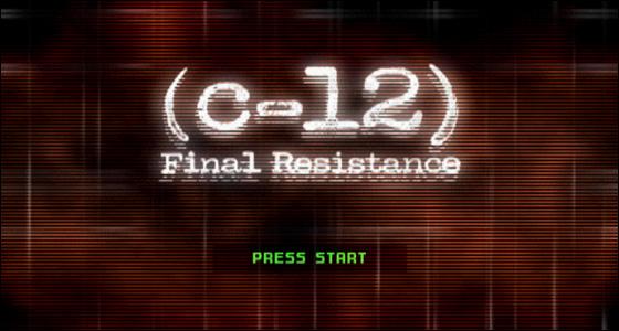 c:12 final resistance title