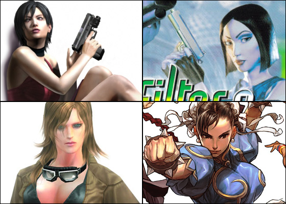 chinese video game characters
