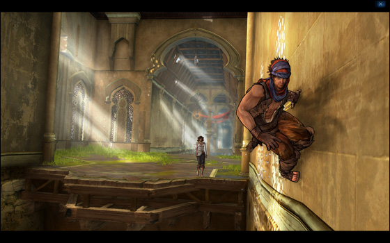 prince of persia cell shaded
