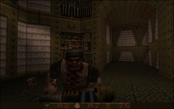 quake graphics