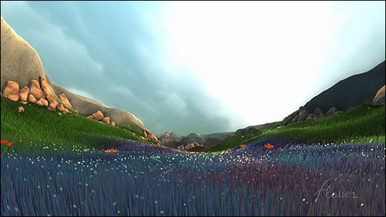 flower-ps3-field