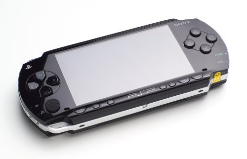 psp playstation portable console