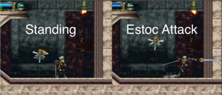 Estoc Attack